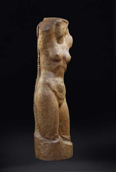 ARTEMOFF Sculpture Buste de femme