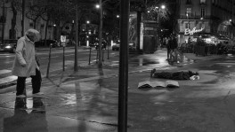 Street photographie – Paris by night