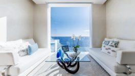 Photographie immobilière de lux sur la Côte d'Azur