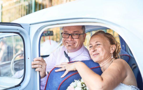 Les photos du mariage de Claudia & Christophe