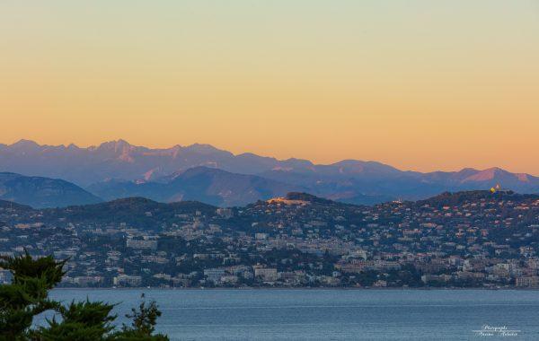 Cannes la Bocca – paysage photo