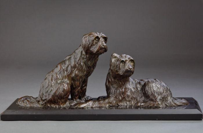Photographe d'oeuvres d'art – sculpture en bronze