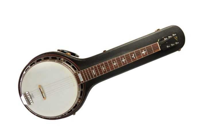 Banjo Gibson, photographie d'oeuvres d'art
