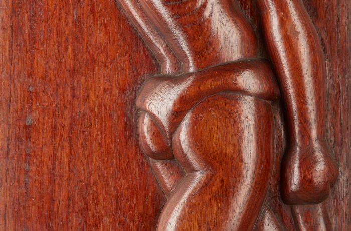 Bas relief – photo d'œuvres d'art