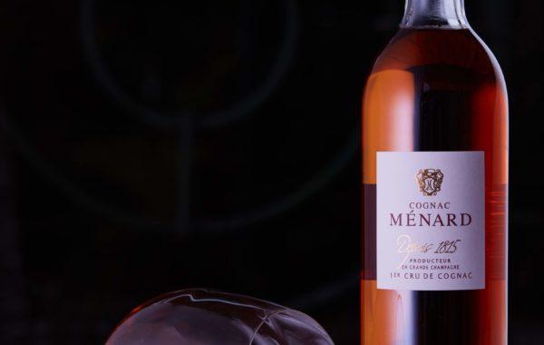 Cognac Ménard – photo packshot