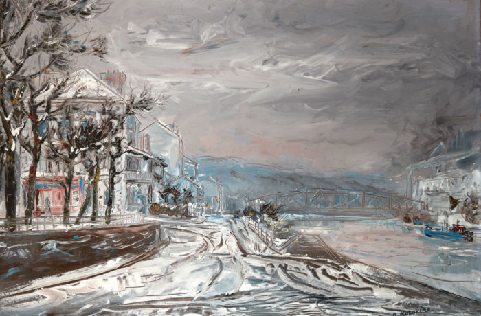 Reproduction œuvres d'art – Alexey Konstantinovich Korovin